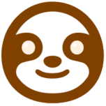 Sloth of The Day - Slothoftheday - Sloth Life - Sloth On - Sloths Favorite Icon 152x