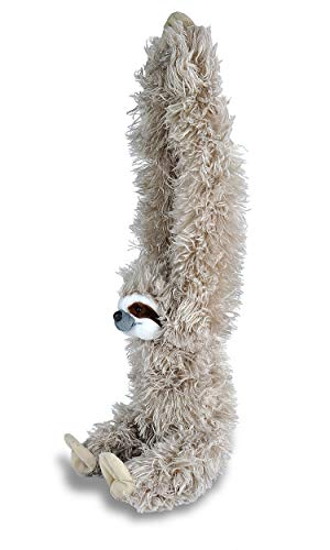 30 Inch Hanging Three-Toed Sloth Stuffed Animal Plush Toy 2