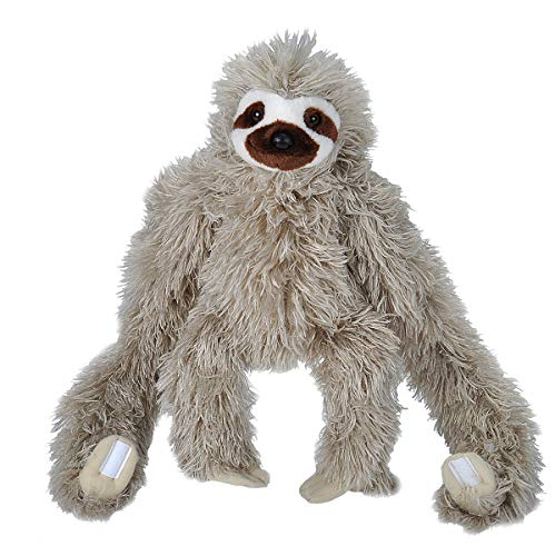30 Inch Hanging Three-Toed Sloth Stuffed Animal Plush Toy 3