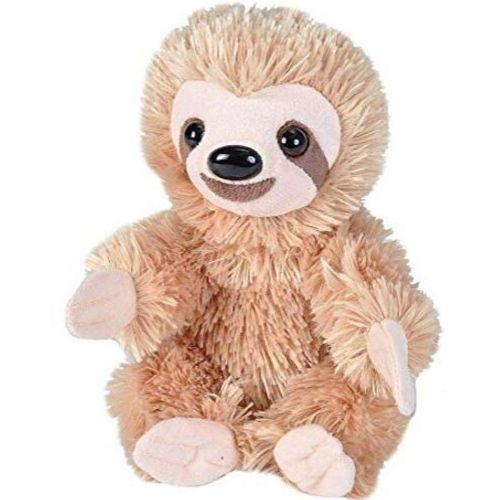 7 Inch Simply Adorable Sloth Plush Stuffed Animal Toy