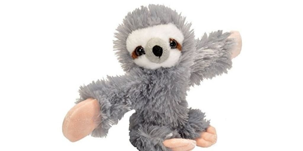 Adorable Little Hugging Sloth Stuffed Kids Pets Sloth 8 Inch Feature 2