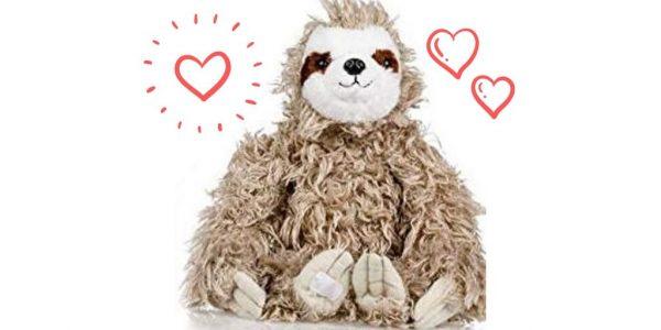 I Will Always Hang With You Sloth Stuffed Animal