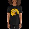 Amazing Halloween Joy Ride Sloth Halloween T-shirt Unisex Sloth Black Shirt
