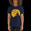 Amazing Halloween Joy Ride Sloth Halloween T-shirt Unisex Sloth Navy Shirt