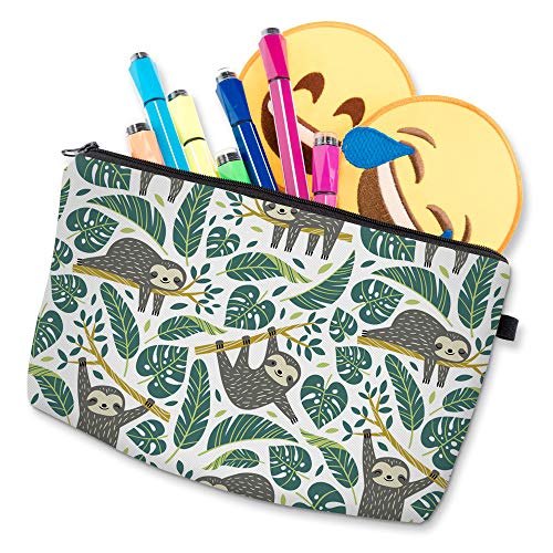 Must Have 3D Sloth Travel Pouch Waterproof Makeup Organizer