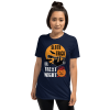 Navy Sloth Trick Or Treat Night Sloth Halloween T-shirt