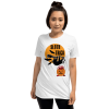Unisex Sloth Trick Or Treat Night Sloth Halloween T-shirt White