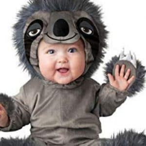 Adorable Life Like Child Sloth Costume