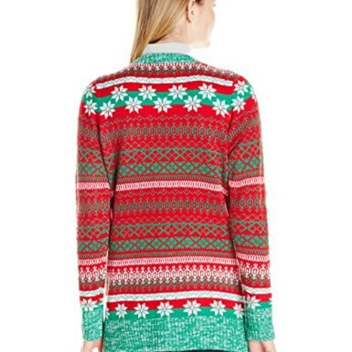 Super Warm New Sloth Christmas Cardigan for Women