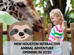 New Houston Interactive Animal Adventure 2020