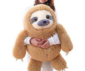 Giant Sloth Stuffed Animal Toy Large Plush Sloth Gifts