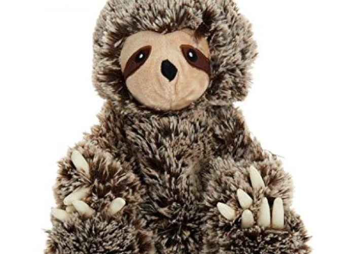 Microwavable Lavender Sloth Scented Plush Toy Sloth