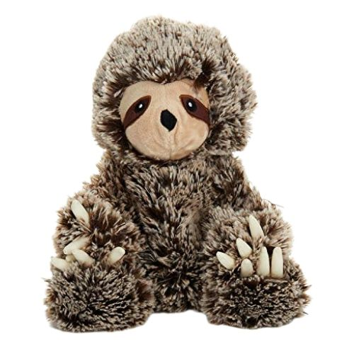 Microwavable Lavender Sloth Scented Plush Stuffed Sloth of The Day
