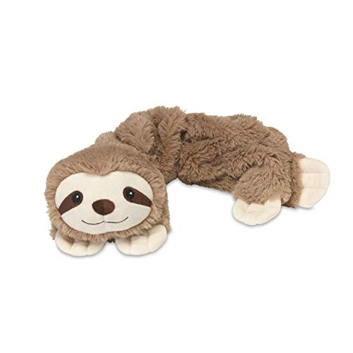 Wrap Microwavable Sloth Lavender Scented Sloth Plush