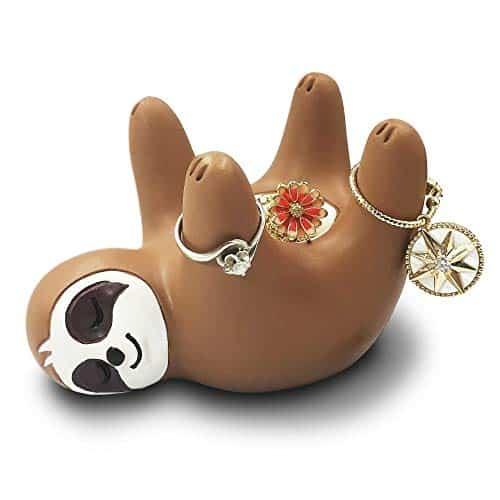 Art Sloth Ring Holder