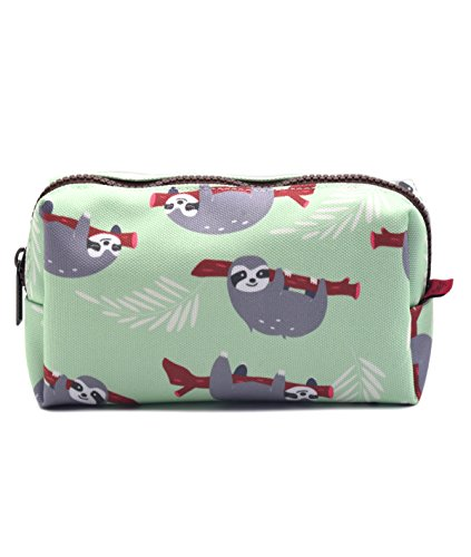 Sloth Multi Purpose Makeup Bag