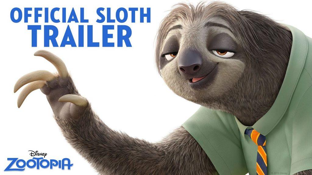Zootopia Movie trailer