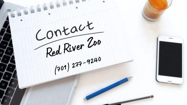 Contact Red River Zoo