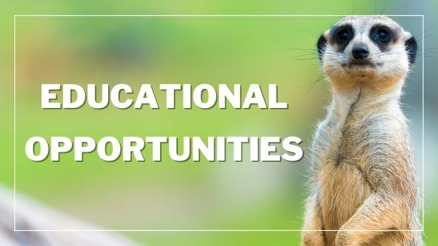Educational Opportunities at The Red River Zoo