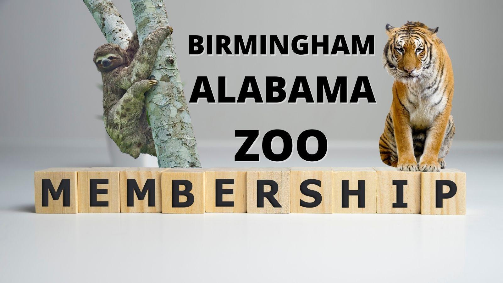 Birmingham Zoo Membership