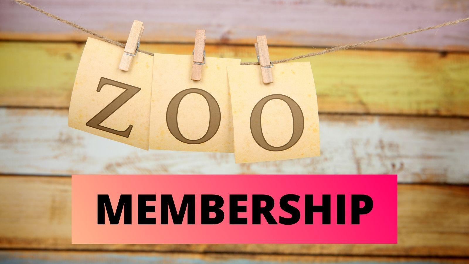 Gulf Coast Zoo Membership
