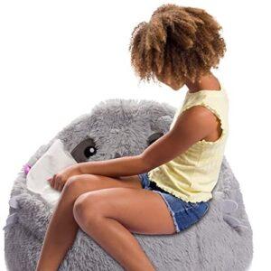 Bean Bag Sloth Cute Chair for Kids